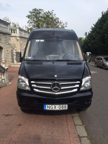 Mercedes-Benz Sprinter 19+2